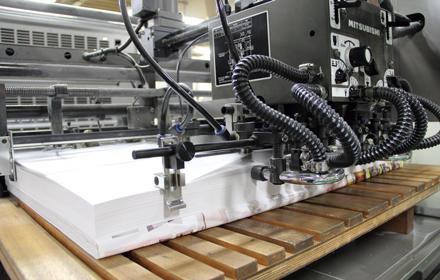 印刷・製本サービス