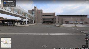 日本赤十字秋田看護大学・日本赤十字秋田短期大学様 Googleストリートビュー